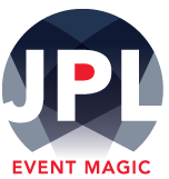 JPL Event Magic Logo